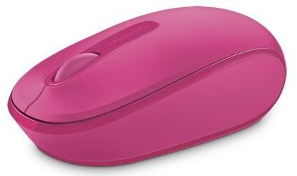 Bezdrôtové myši Microsoft Wireless Mobile Mouse 1850 ružová