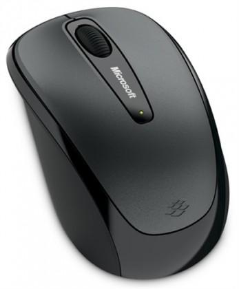 Bezdrôtové myši Microsoft Wireless Mobile Mouse 3500 sivá