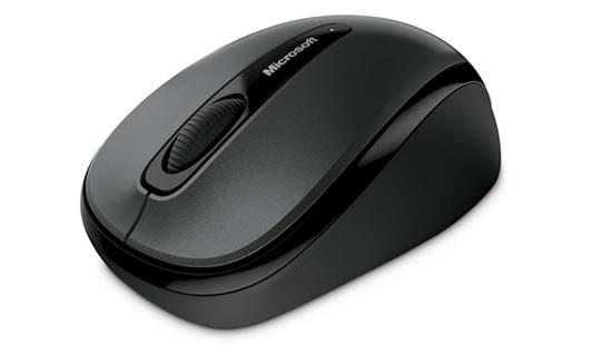Bezdrôtové myši Microsoft Wireless Mobile Mouse 3500 sivá ROZBALENÉ