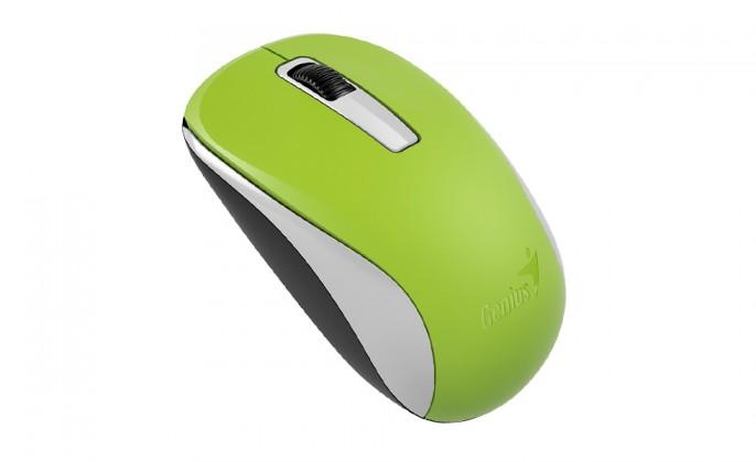 Bezdrôtové myši Myš Genius NX-7005 zelená