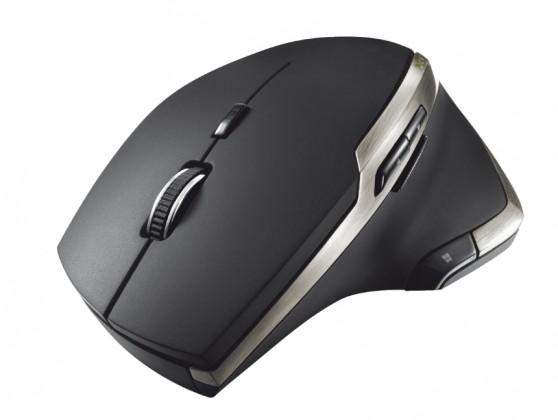 Bezdrôtové myši TRUST Myš EVO Advanced Laser Mouse USB, bezdrátová ROZBALENO