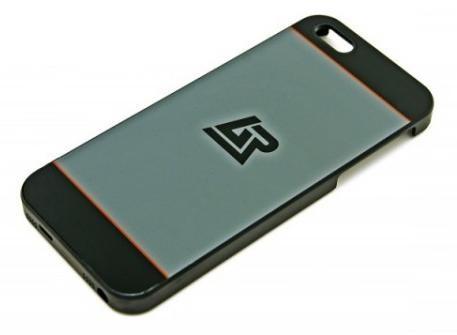 Bezdrôtové nabíjačky Apei Qi i5 Wireless Charging Case for iPhone 5/5S (Black)