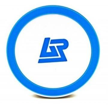 Bezdrôtové nabíjačky Apei Qi P1 Wireless Charging Pad (White / Blue)