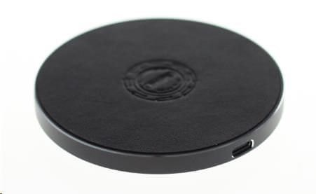 Bezdrôtové nabíjačky Bezdrôtová nabíjačka Remax 10W s QI, čierna