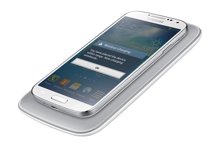 Bezdrôtové nabíjačky Samsung EP-CI950IWE puzdro, biele