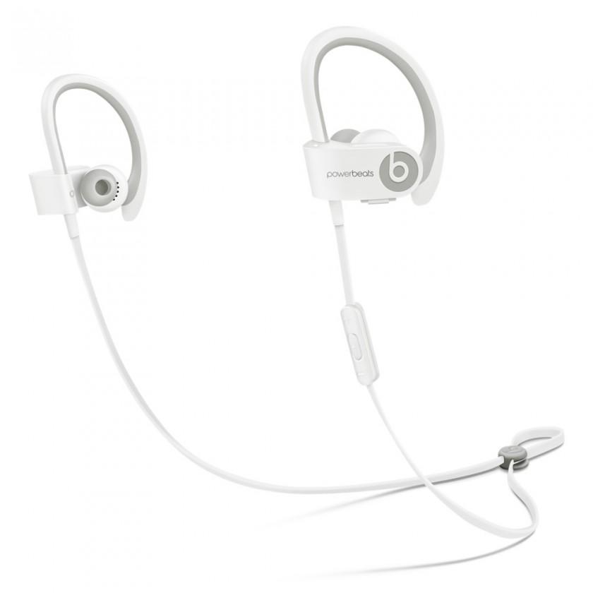 Bezdrôtové Powerbeats 2 Wireless, biela - MHBG2ZM/A