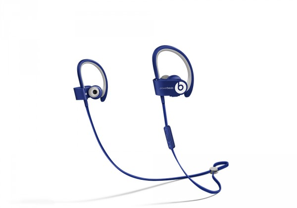 Bezdrôtové Powerbeats 2 Wireless, modrá - MHBV2ZM/A