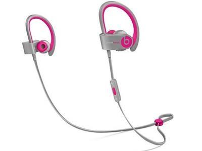 Bezdrôtové Powerbeats 2 Wireless, ružovo-šedá - MHBK2ZM/A