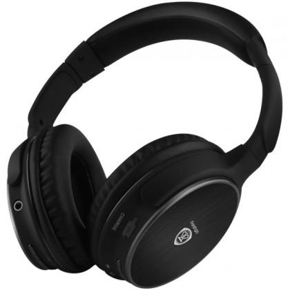 Bezdrôtové Prestigio Bluetooth PBHS3BK s mikrofonem (PBHS3BK) čierna