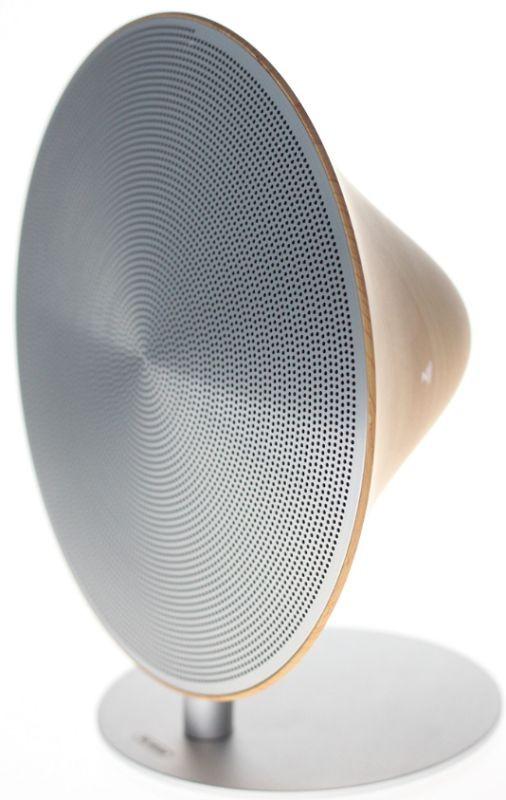 Bezdrôtové repro Bluetooth reproduktor Remax RB-M23,  svetlo hnedý