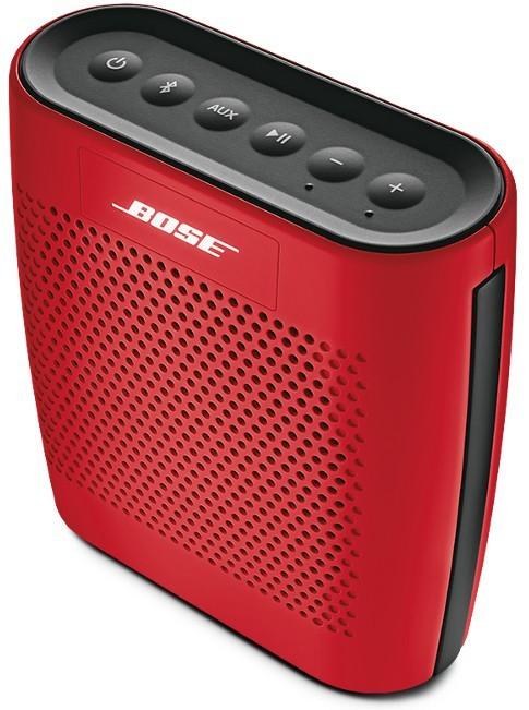 Bezdrôtové repro BOSE SoundLink Colour Bluetooth - červený