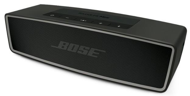 Bezdrôtové repro BOSE SoundLink Mini II - Carbon Black