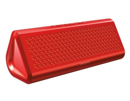 Bezdrôtové repro Creative Airwave HD Bluetooth - červený