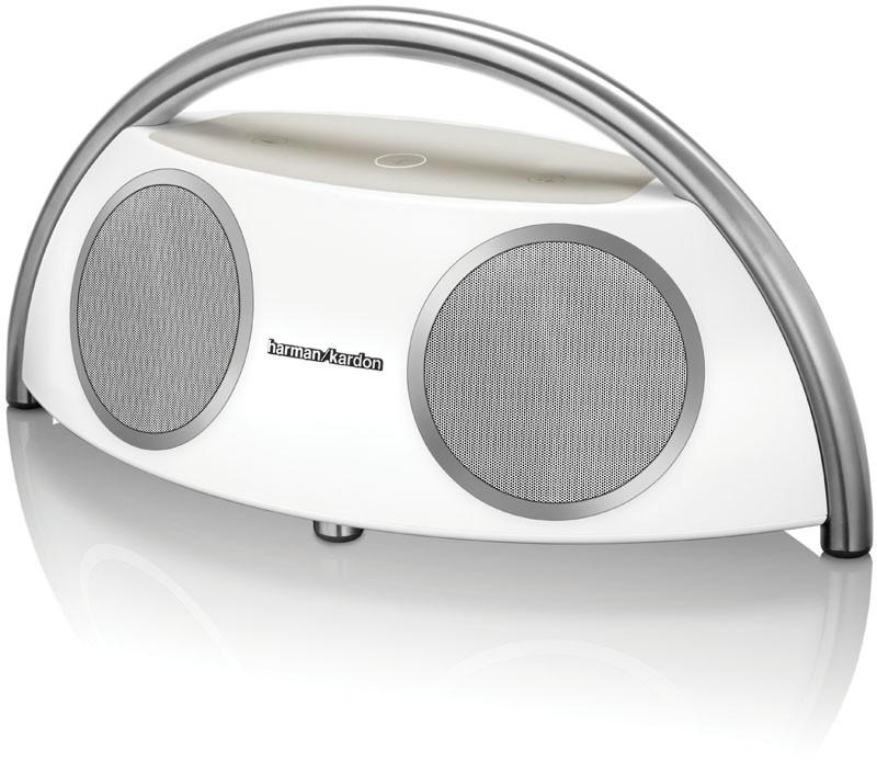 Bezdrôtové repro Harman Kardon Go + Play# Wireless, biely
