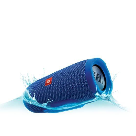 Bezdrôtové repro JBL Charge 3, modrá