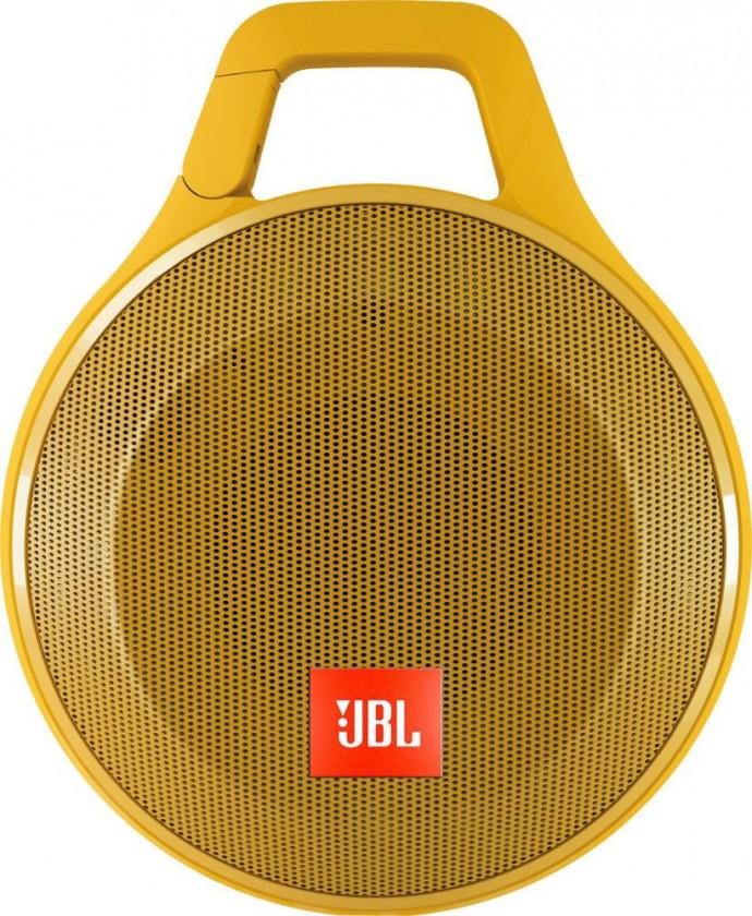 Bezdrôtové repro JBL Clip+ Yellow