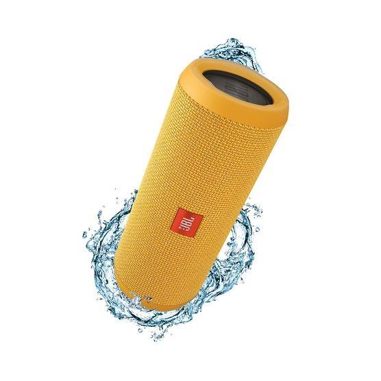 Bezdrôtové repro JBL Flip 3, žltá