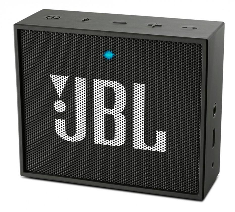 Bezdrôtové repro JBL GO, čierna