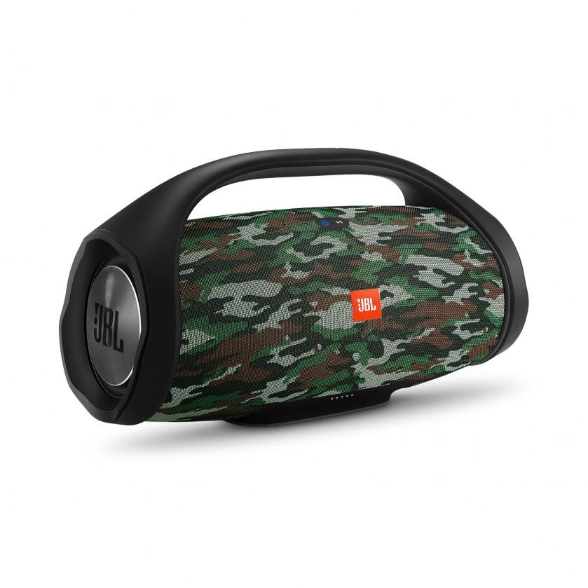 Bezdrôtové repro Prenosný reproduktor JBL Boombox squad