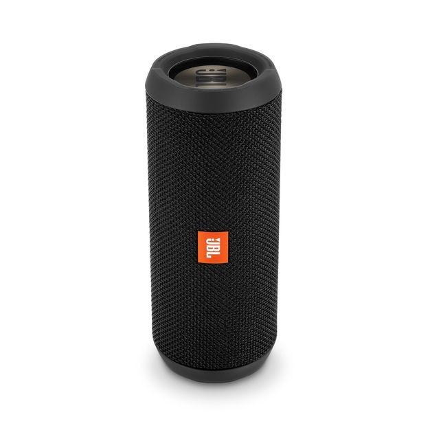 Bezdrôtové repro Prenosný reproduktor JBL Flip 3 Stealth Edition čierny