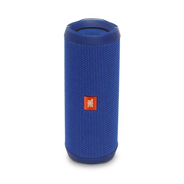 Bezdrôtové repro Prenosný reproduktor JBL Flip 4 modrý