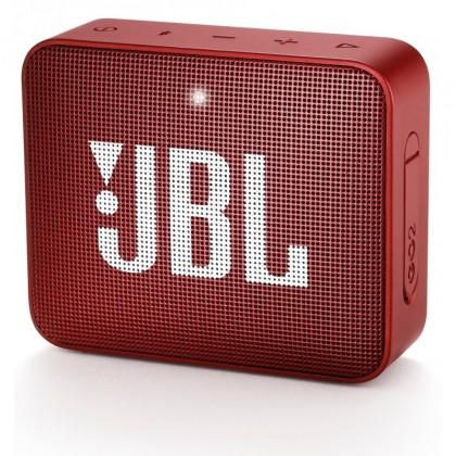 Bezdrôtové repro Prenosný reproduktor JBL Go 2 červený
