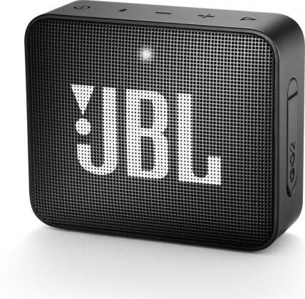 Bezdrôtové repro Prenosný reproduktor JBL Go 2 čierny