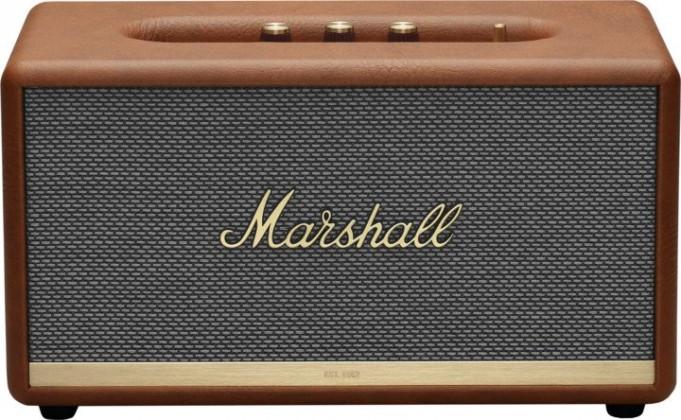 Bezdrôtové repro Prenosný reproduktor Marshall Stanmore 2, hnedý