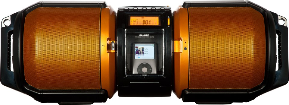 Bezdrôtové repro Sharp GXM10HOR