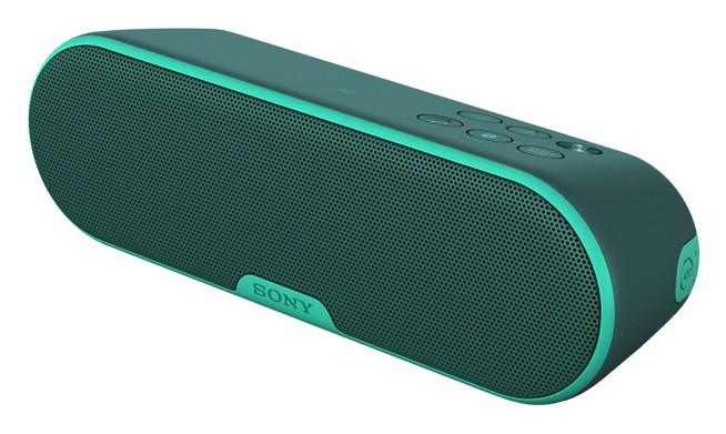 Bezdrôtové repro Sony SRS-XB2 zelená (SRSXB2G.EU8)
