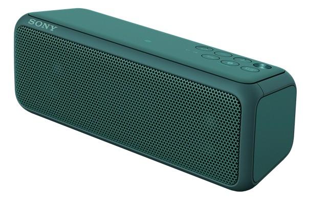 Bezdrôtové repro Sony SRS-XB3 zelená (SRSXB3G.EU8)