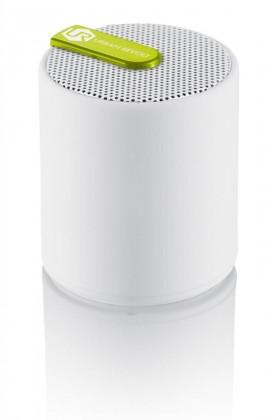 Bezdrôtové repro Trust Drum Wireless Mini Speaker - biely (19692)