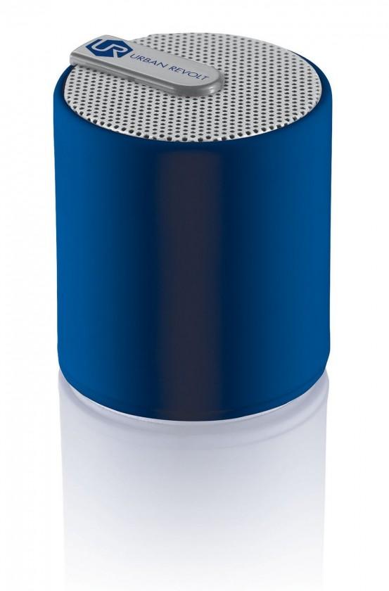 Bezdrôtové repro Trust Drum Wireless Mini Speaker - modrý (19693)