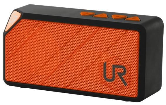 Bezdrôtové repro Trust Yzo Wireless Speaker - oranžový (19855)