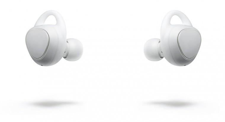 Bezdrôtové Samsung Gear IconX, white
