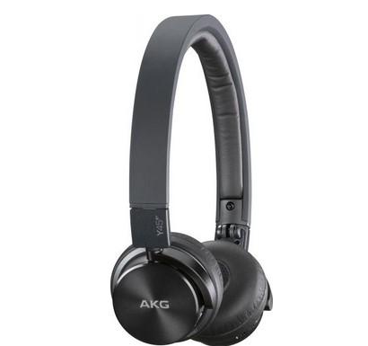 Bezdrôtové slúchadlá AKG Y45BT černý