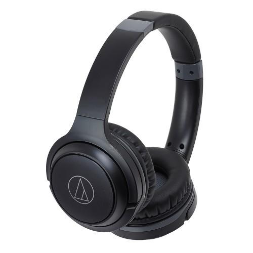 Bezdrôtové slúchadlá Audio-Technica ATH-S200BTBK, čierne