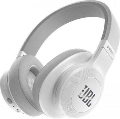 Bezdrôtové slúchadlá Bazdrôtové slúchadlá JBL E55BT biela