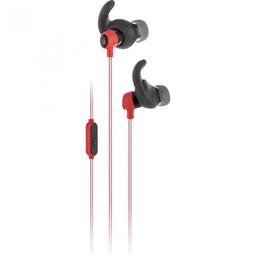 Bezdrôtové slúchadlá Bazdrôtové slúchadlá JBL Reflect Mini červená