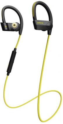 Bezdrôtové slúchadlá Bezdrôtová športové slúchadlá Jabra Pace, žltá