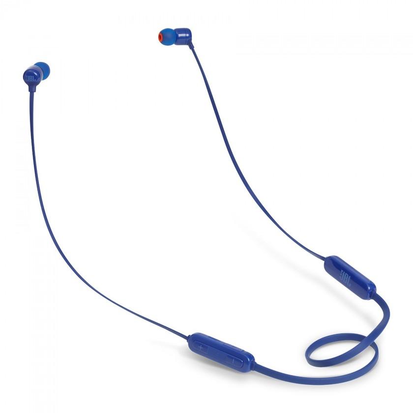 Bezdrôtové slúchadlá Bezdrôtové slúchadlá JBL T110BT, modré
