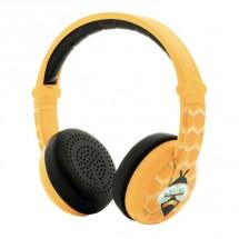 Bezdrôtové slúchadlá BuddyPhones Wave Bee, žlté