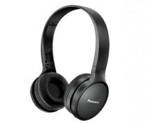 Bezdrôtové slúchadlá cez hlavu Panasonic RP-HF410BE-K, čierna