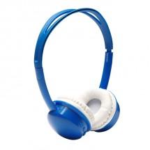 Bezdrôtové slúchadlá Denver BTH-150, modré