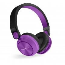 Bezdrôtové slúchadlá ENERGY Headphones BT Urban 2 Radio Violet