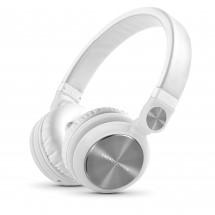 Bezdrôtové slúchadlá ENERGY Headphones DJ2 White Mic