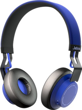 Bezdrôtové slúchadlá Jabra MOVE Bluetooth stereo sluchátka s HF, Blue BLUHFPJMOVEBL