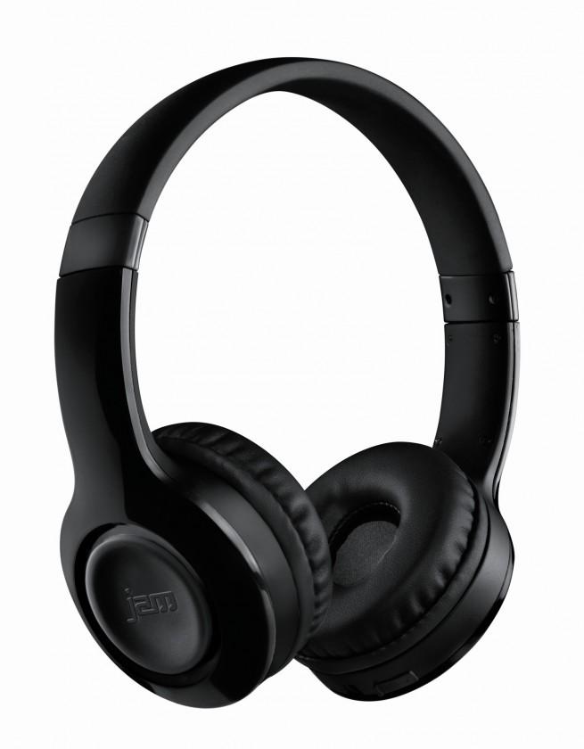 Bezdrôtové slúchadlá Jam Audio Transit Lite Wireless Bluetooth Headphones HX-HP400BK