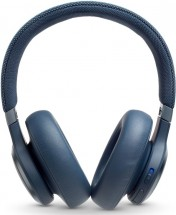Bezdrôtové slúchadlá JBL LIVE 650BTNC, modré