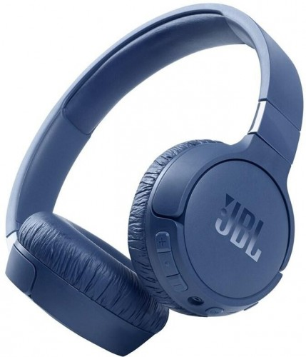 Bezdrôtové slúchadlá JBL TUNE 660BTNC Blue